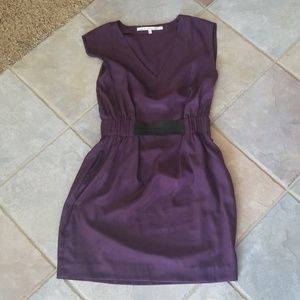 Rachel Roy purple dress